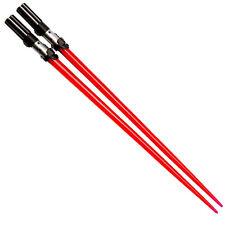 Star Wars Kotobukiya House Gift BNIB Darth Vader RED Lightsaber Chopsticks