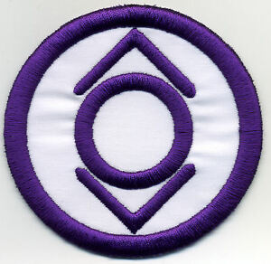 5-034-Indigo-Tribe-Lantern-Corps-Classic-Style-Embroidered-Iron-On-Patch