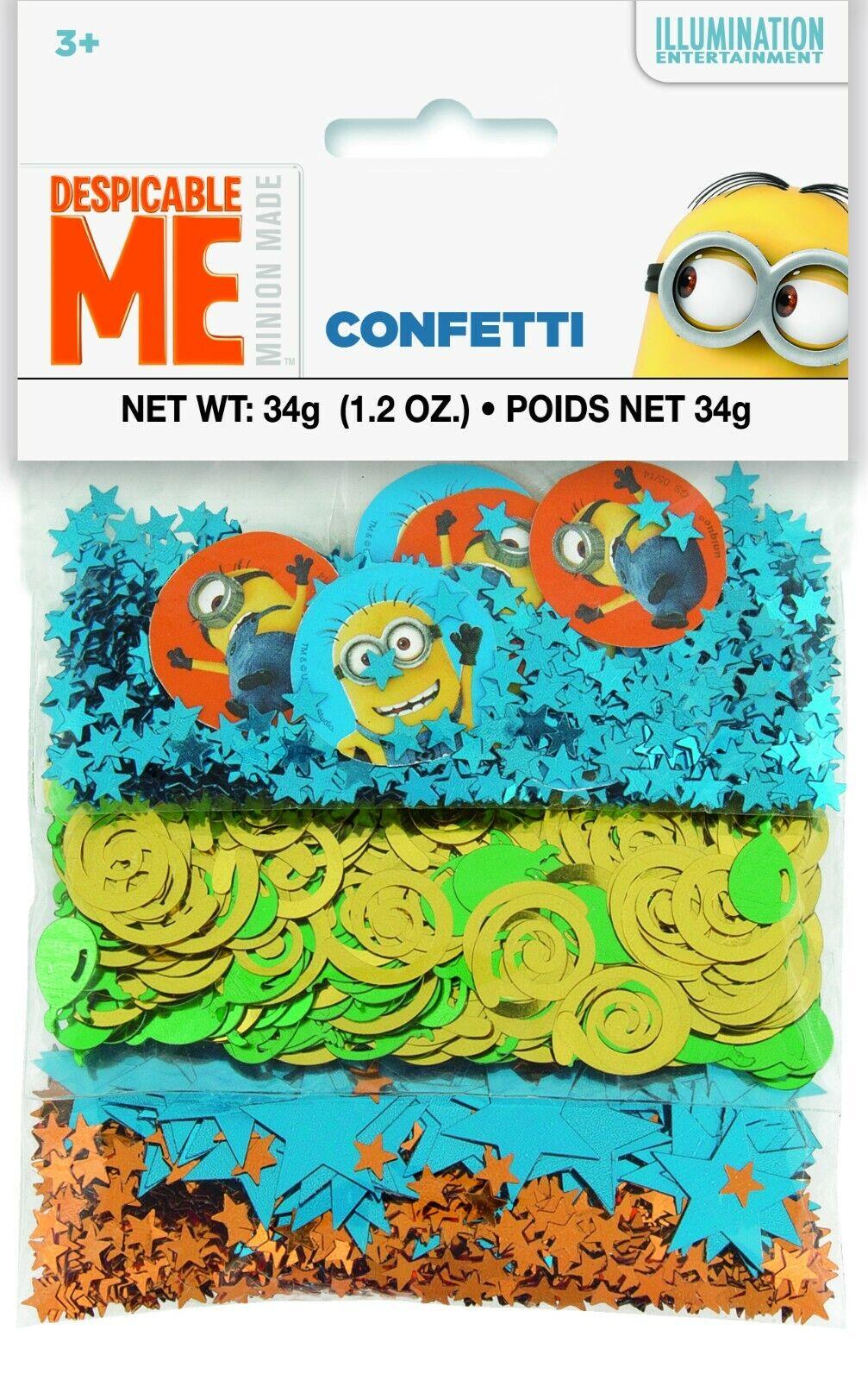 Birthday Confetti Assorted 3pk