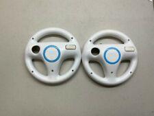 Nintendo Wii Racing Steering Wheel Official Oem Brand