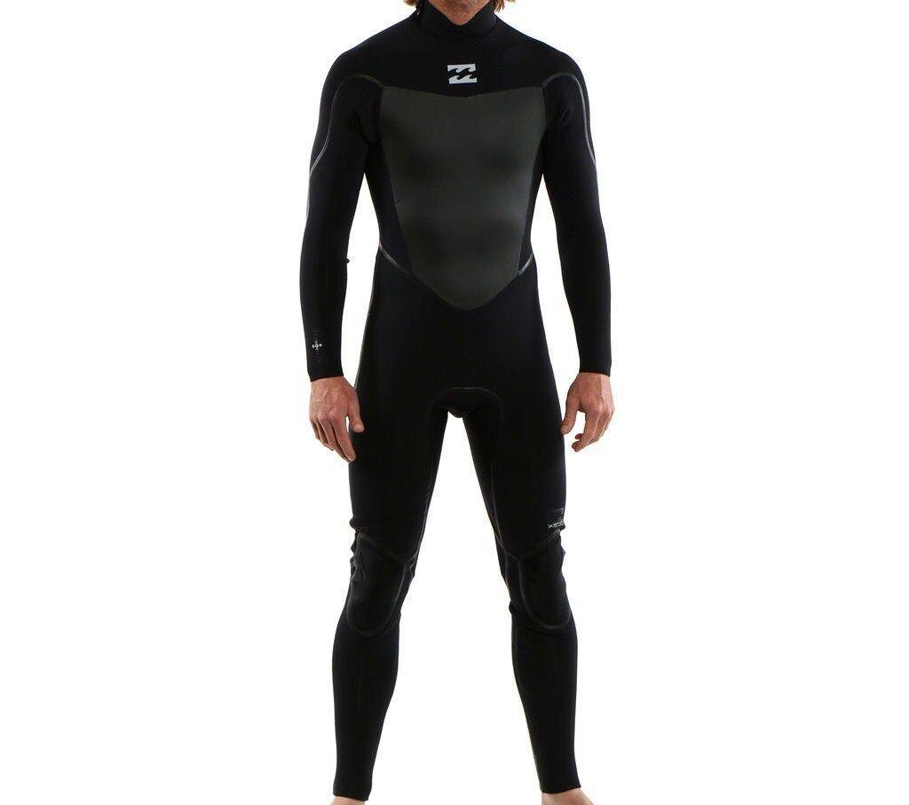 BILLABONG Men's 302 XERO ENDURE BZ Wetsuit - BLK - Small - NWT