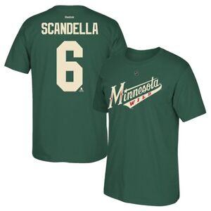 Image is loading Marco-Scandella-Reebok-Minnesota-Wild-Player-Premier-Green- 28693eac1