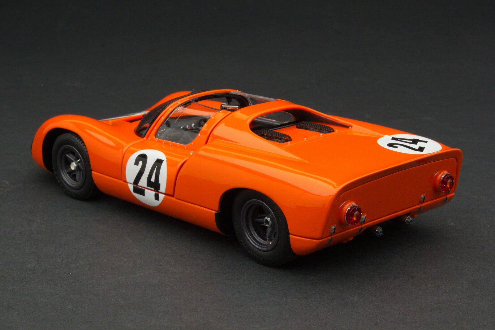 Exoto 1966 Porsche 910 / / / Hill Climb / Scale 1:18 /  MTB00063C 00bc8c