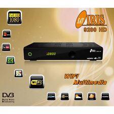IRIS 9200 HD. RECEPTOR SATELITE / DECO. SUSTITUYE AL IRIS 9700 HD 02. 24/48 H.