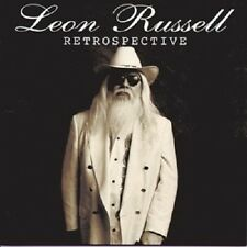 "LEON RUSSEL ""RETROSPECTIVE (BEST OF)"" CD NEUWARE"