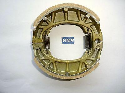 "Original Hmparts Bremsbeläge Bremsbacken Für Bremstrommel 110mm Dirt Pit Bike 4-takt 12"" Up-To-Date-Styling"