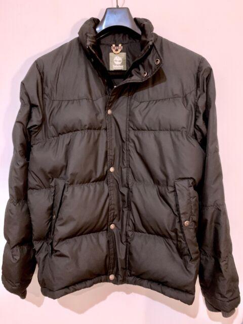 Timberland Goose Eye Mountain Down Puffer Jacket Size M ...