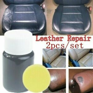 Details about Liquid Skin Leather Repair Kit Auto Car Seat Sofa Coats Hole  Scratch Cracks Tool