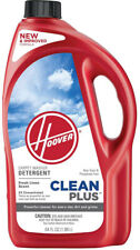 Hoover CleanPlus Concentrated Solution Formula Carpet Cleaner and Deodorizer, 64