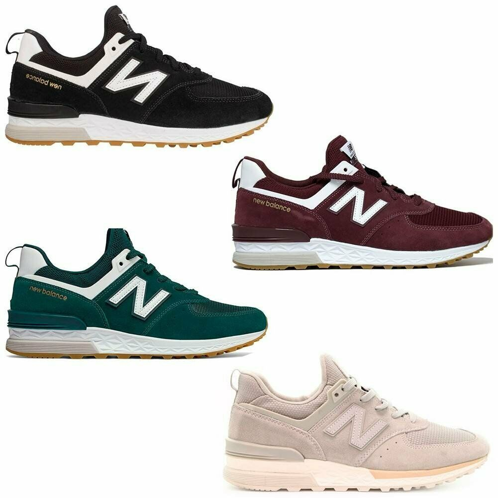 shoes New Balance 574 574 574 Sport Lifestyle Hombre cd8d42