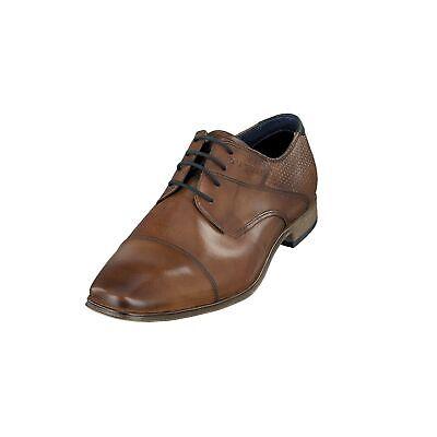 bugatti 312 42001 2100 MORINO XL Herren Schuhe Business Schuhe 6300 cognac   eBay