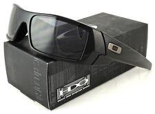 Oakley Gascan 03-471 Sunglasses Polished Black/Grey
