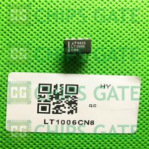 6PCS-LT1006CN8-Encapsulation-DIP-8-Precision-Single-Supply-Op-Amp