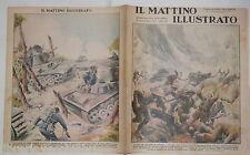 1941 Italiani in Gondar Zingari Tosoni Pittoni vipere Guerra Russia carri armati