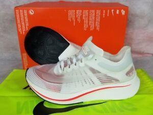 Sp rojo 5 Nike hombre running rojo y talla para Fly rojo de 8 106 Aj9282 Zoom Zapatillas blanco wgXZAqX