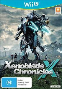 XENOBLADE-CHRONICLES-X-Wii-U-tout-neuf-et-scelle-Import-rapide-Envoi