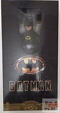 "MICHAEL KEATON 1989 1/4 Scale Neca BATMAN DC UNIVERSE WB 2016 18"" Inch FIGURE"