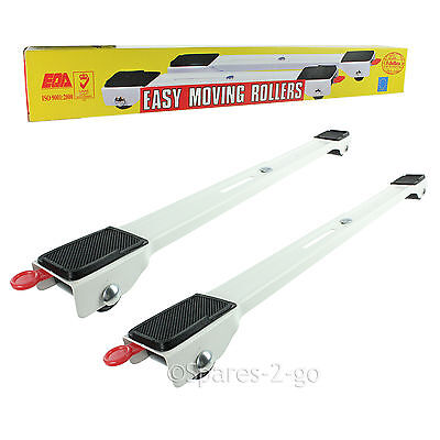 Large Appliance Wheels Trolley Removal Arms Rollers Fridge Refrigerator Freezer