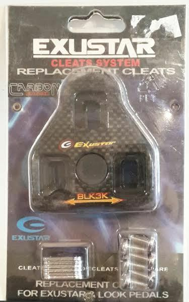 Brand New Exustar bicycle Cleats for Look Pedals