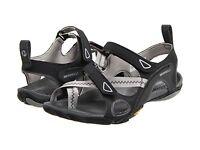 Women Merrell Black Barefoot Hylidae Wrap Water Sport Sandal Shoe Size 5