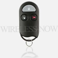 Replacement For 1999 2000 2001 2002 Nissan Quest Car Key Fob Keyless Remote