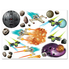 Space GALAXY Sci Fi Party Decoration Insta Theme Wall PROPS (19 Piece Set)