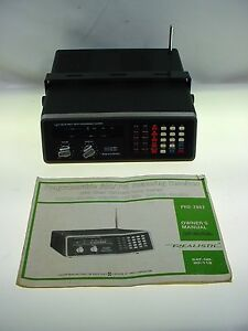 REALISTIC-SCANNER-RECEIVER-REALISTIC-PRO-2002-50-CHANNEL-SCANNER-W-MANUAL