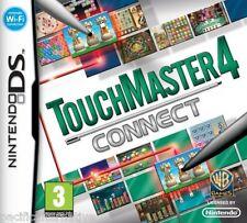NEUF jeu TOUCHMASTER 4 CONNECT nintendo DS francais - compilation de 20 jeux
