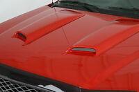 1995-1998 Chevrolet Cavalier Z24 Medium Smooth Hood Scoops 2 Piece