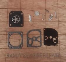 OEM Zama C1M-H57 C1M-H58 C1M-H58A C1M-H58B CARBURETOR repair kit rb-57
