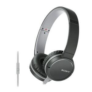 Sony-MDR-ZX660AP-Lightweight-On-Ear-Kopfhoerer-mit-Smartphone-Steuerung-schwarz
