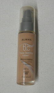 Almay TLC Truly Lasting Color 16 Hour Makeup, Naked 03