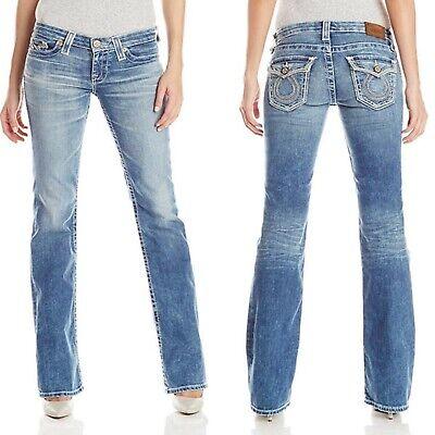 Big Star Womens Remy Skinny Crop Jean