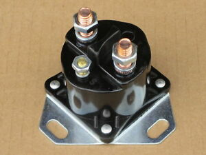 Details about SOLENOID SWITCH FOR IH INTERNATIONAL RELAY CUB CADET 382 482  582 682 75 76 782