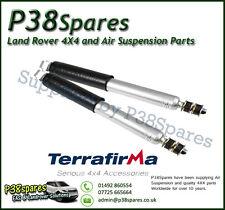 Range Rover P38 Terrafirma Uprated Alta Resistencia Amortiguadores Traseros