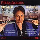 Vivaldi: Recorder Concertos; Handel: Recorder Sonatas (CD, Feb-2012, 2 Discs, Red Priest Recordings)