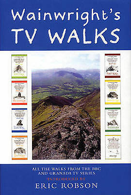 Wainwright's TV Walks, Wainwright, Alfred, Excellent Book mon0000043900