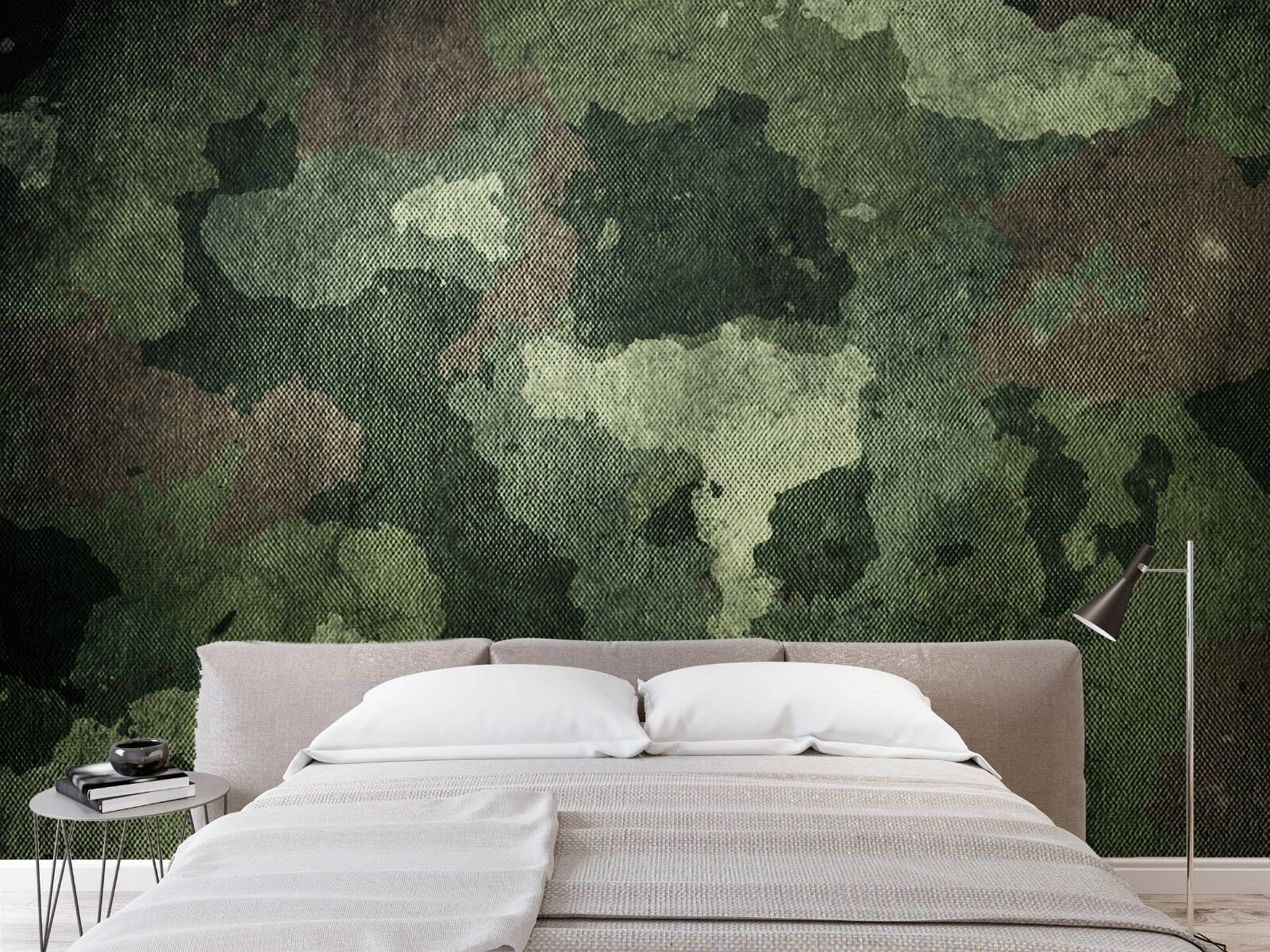 3D Grün Art 7022 Wall Paper Print Wall Decal Deco Indoor Wall Murals US Summer