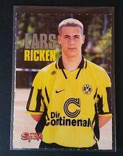 Lars Ricken 1997 Bravo Sport Trading Card Sammel Karte BVB Borussia Dortmund