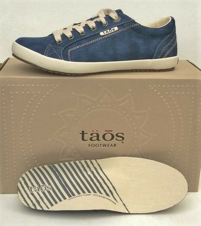 Taos Schuhes Canvas comfort lace Star ups - Star lace new season colours 7bed10