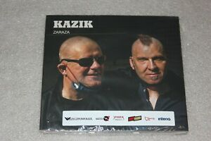 KAZIK-ZARAZA-CD-NEW-SEALED