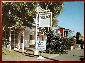 Parnell-Village-Aukland-New-Zealand-Colour-View-Post-Card