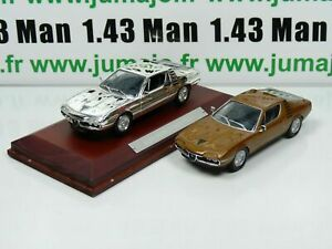 lot-2-VOITURES-1-43-IXO-ALFA-ROMEO-Montreal-coupe-et-Silver-cars