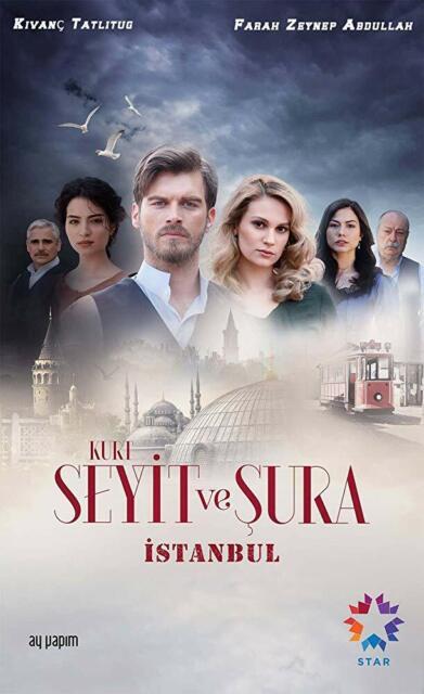 KURT SEYT VE SURA TURKISH TV SERIES TURKISH AUDIO WITH ENGLISH SUBS 3 DVD