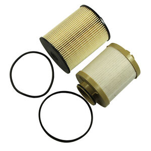 image is loading diesel-fuel-filter-kit-for-2008-2009-2010-
