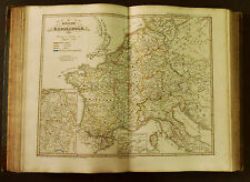 1854c,SPRUNER ATLAS:GERMANIA - DEUTSCHLAND.TAV II.REICH der KAROLINGER ETNA