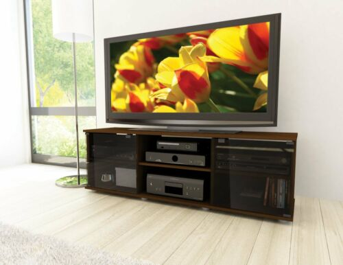 Contemporary TV Media Stand Entertainment Center Home Theater Television Console