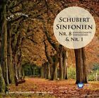 Schubert Symphony NOS 1 & 8 Audio CD