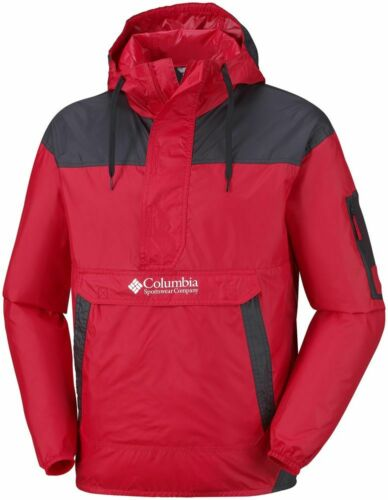 COLUMBIA Challenger Wanderjacke Outdoorjacke Kapuzenjacke Jacke Herren Neuheit