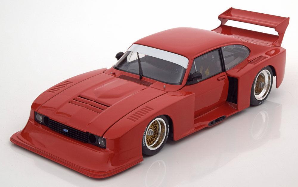 MINICHAMPS 1979 Ford Capri Turbo Gr 5 Red color 1 18 LE 504pcs (NEW STOCK)